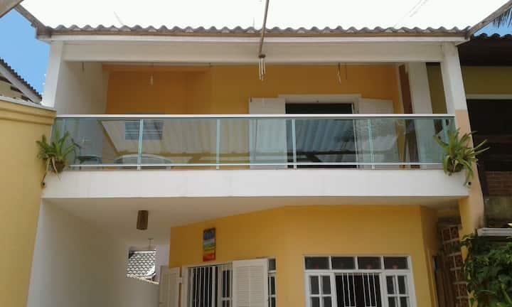 Suite with balcony in Casa da Praia