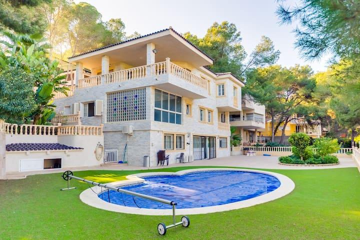 Magnificent villa for rent - Orihuela - Villa