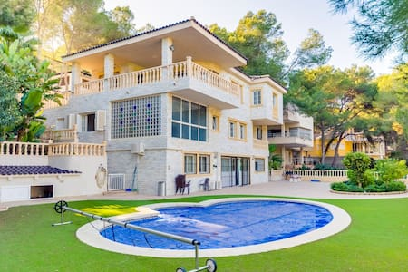Magnificent villa for rent - Orihuela