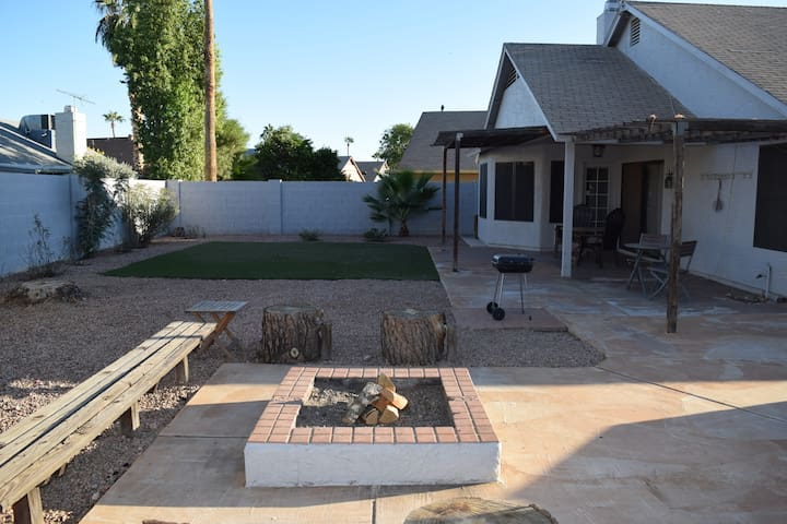 Enjoy Sunsets at Fully Equipped 2BR House