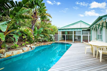 'SEACREST'- luxury home with pool - Tura Beach - Haus