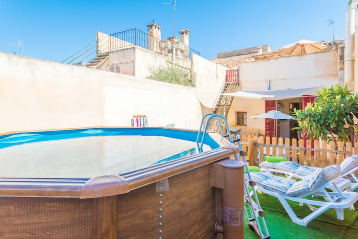 CASA PETRA III - Apartment with private pool in Petra. Free WiFi