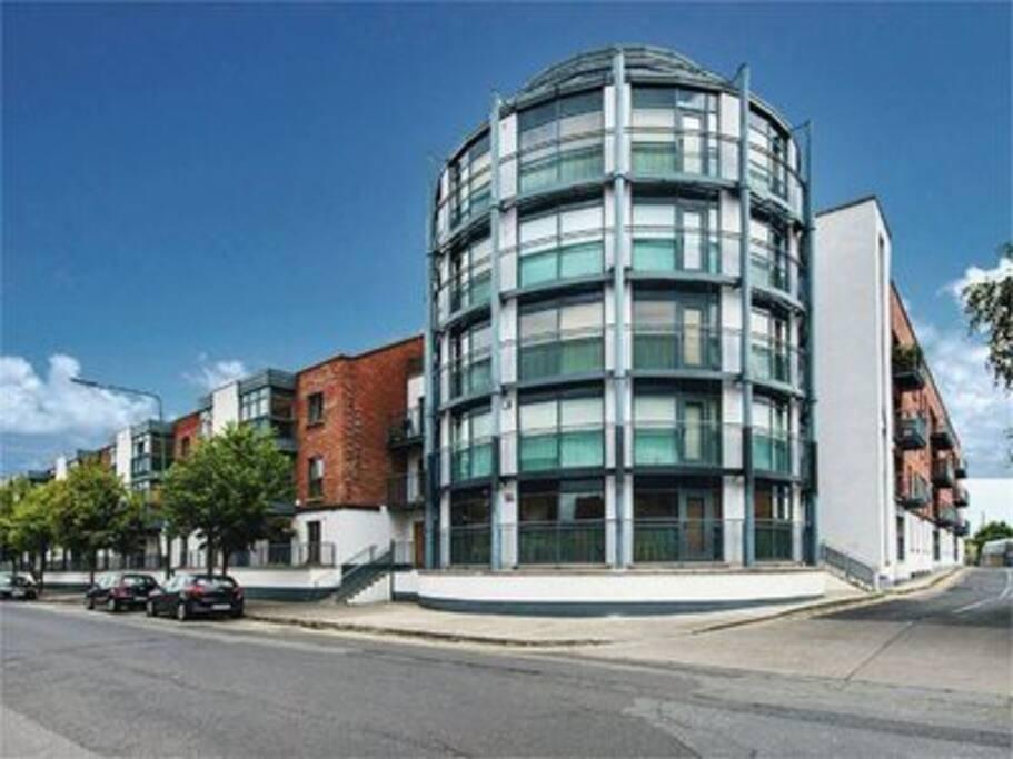 Appartement A Louer A Dublin Irlande