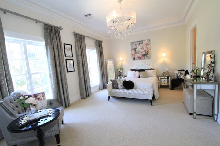 The Silver Suite