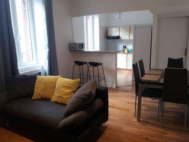 Appartement pour amoureux de la nature - Saint-Nectaire - Apartamento
