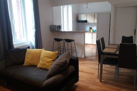 Appartement pour amoureux de la nature - Saint-Nectaire - Appartement