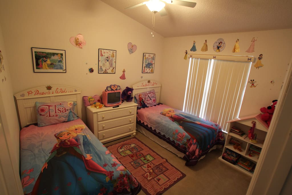 Themed Princess Room
