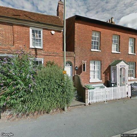 Winchester Road Town Centre Ensuite - 貝辛斯托克(Basingstoke) - 飯店式公寓
