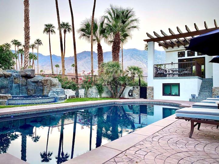 Definition of luxury, Villa W/pool,Spa&Fire Pit