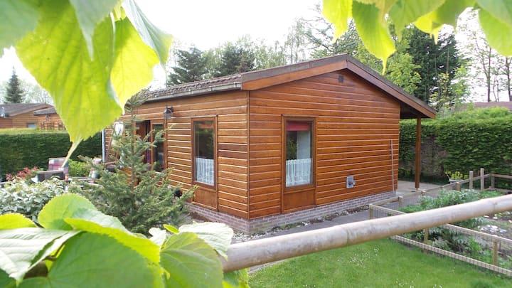 Gezellig vakantiehuisje nabij Schoorl