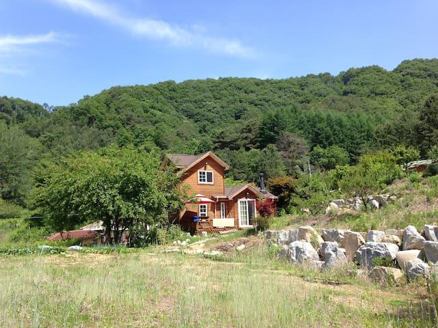 신봉리 63-2 - Dong-myeon, Hongcheon-gun - Rumah
