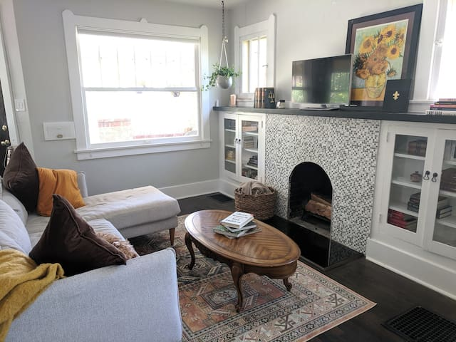 Remodeled Mayfair Bungalow