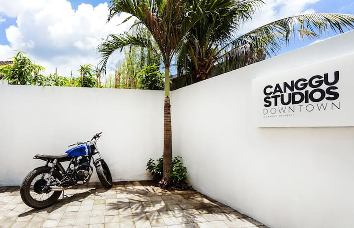 Canggu Studios Downtown - #2 (studio)