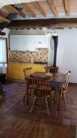 Casa Arco una calda accoglienza nel borgo toscano