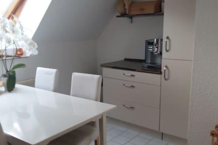 Wohnung in grüner Idylle - Neubrandenburg - อพาร์ทเมนท์