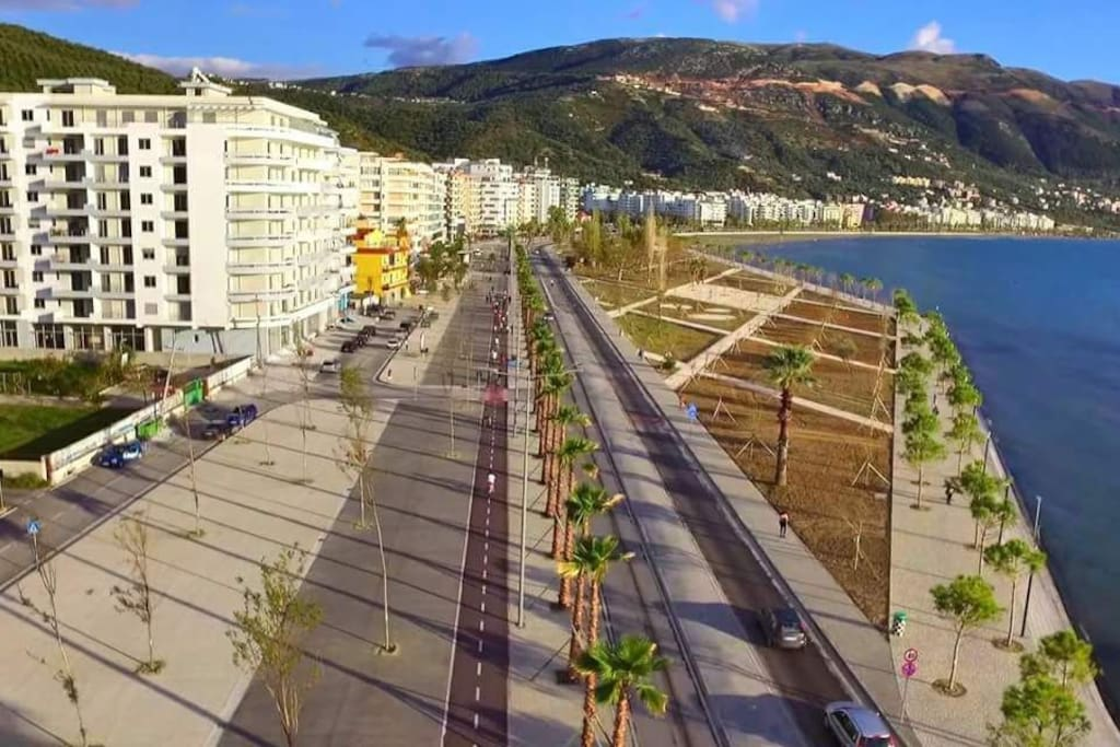 the best city vlore. you will finds the best beaches ,fresh food ,frendly people,and good nights clubs