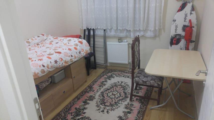 Student house at Yapracık