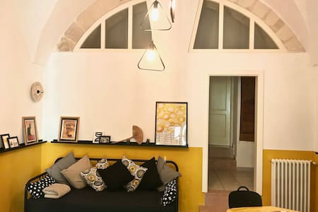 Casa Coco in Yellow, cool & cozy apartment