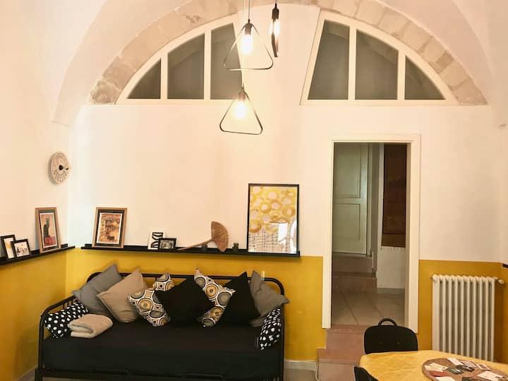 Casa Coco in Yellow, cool & cozy apartment