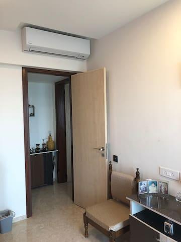 Doorway to the room