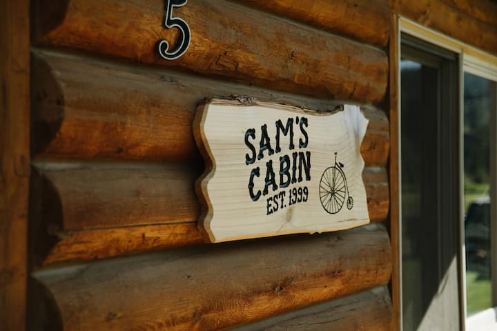 High Country Guest Ranch - #5 Sam's Cabin