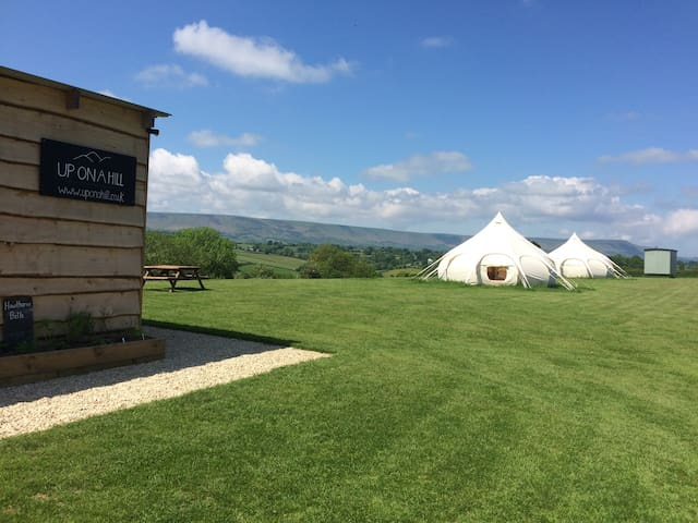Whole Site, Ideal for Family Groups & Hen Parties.