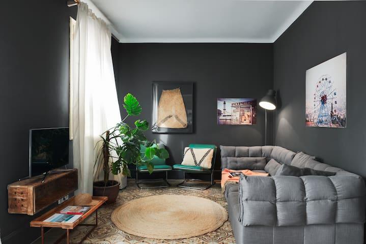 Gràcia, Cocoon Apartment
