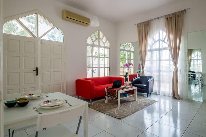 Ellie Khal - Ντουμπάι - Σπίτι