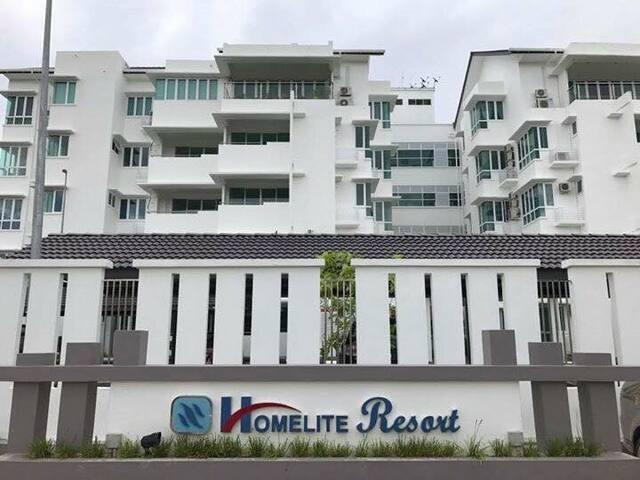 Homelite resort condominium