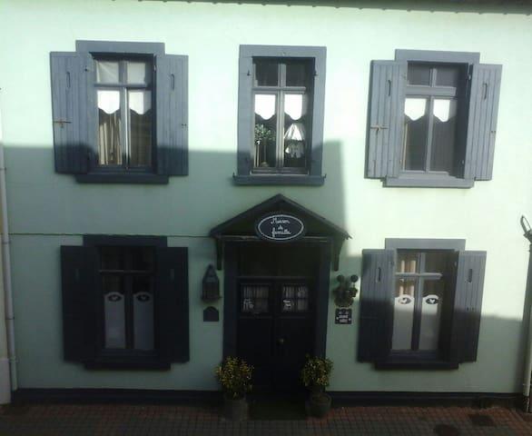 Charmante chambre d'hôtes à 2 pas de la plage... - Wimereux - House