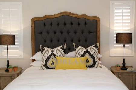 Boutique Room 2 spoil guests lush luxurious & cosy - Hermanus - Talo
