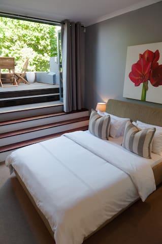 Elegant Villa, Trendy De Waterkant - Kapstadt - Villa