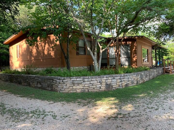 River Run Lodge   Kerrville   Guadalupe River   TX