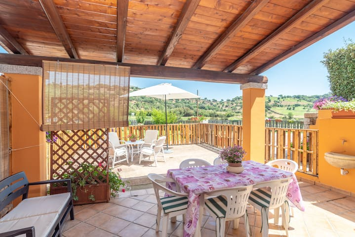 Holiday Apartment with WLAN, Garden & Terrace; Parking Available, Pets Allowed