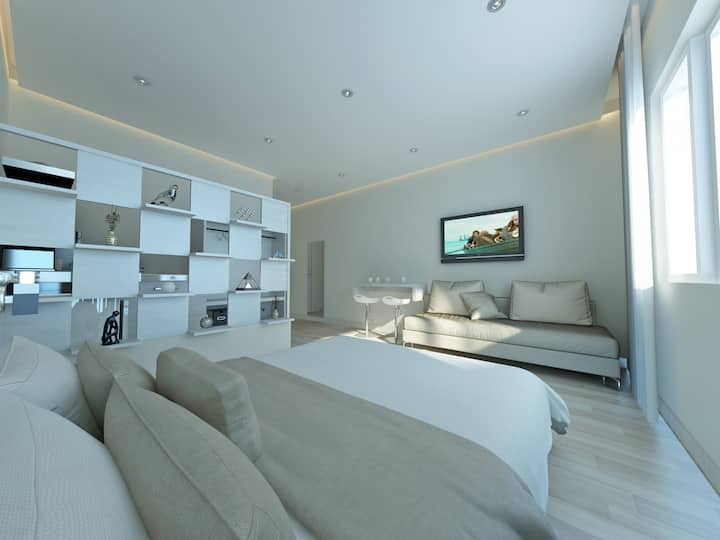 Downtown Fethiye Annex Suite