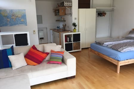 Charmante Wohnung mit Terrasse - Pis