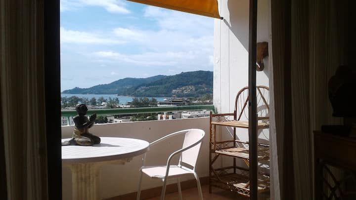 12 FLOOR PENTHOUSE CONDO SEA VIEW IN PATONG PHUKET