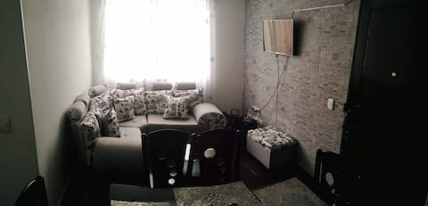 Apartamento acogedor con Piscina Excelente Sector