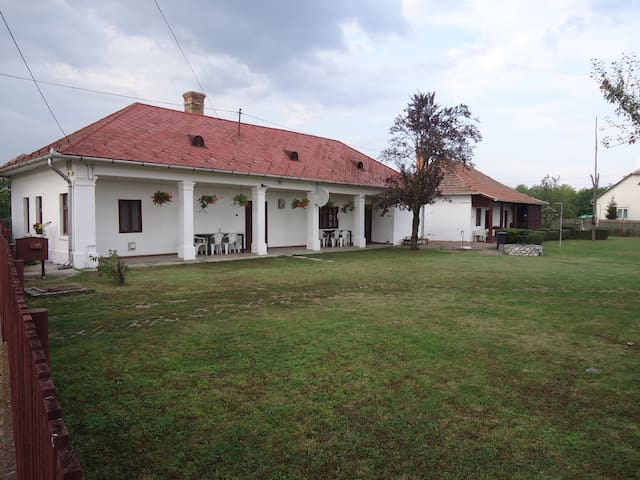 Anna néni Vendégháza - Poroszló