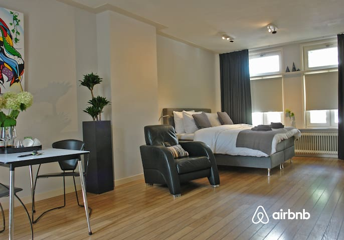 Entire apartment with garden in Eindhoven