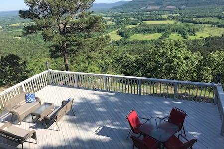 Petit Jean Cliffside Retreat