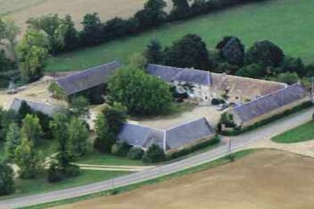 Maison idéale,  campagne à deux pas des châteaux - Ouzouer-le-Marché - Hus