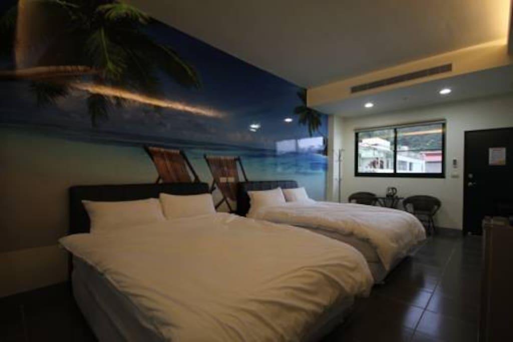床型尺寸: 180*160