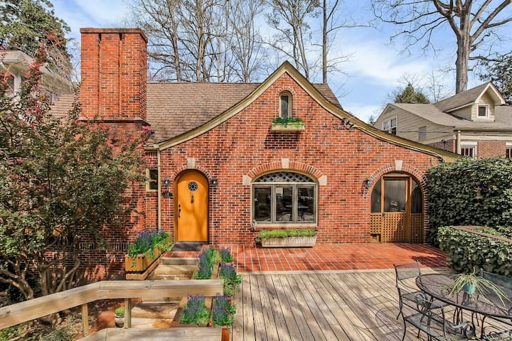 🏅Mom's Basement: Heart & Soul near Piedmont Park