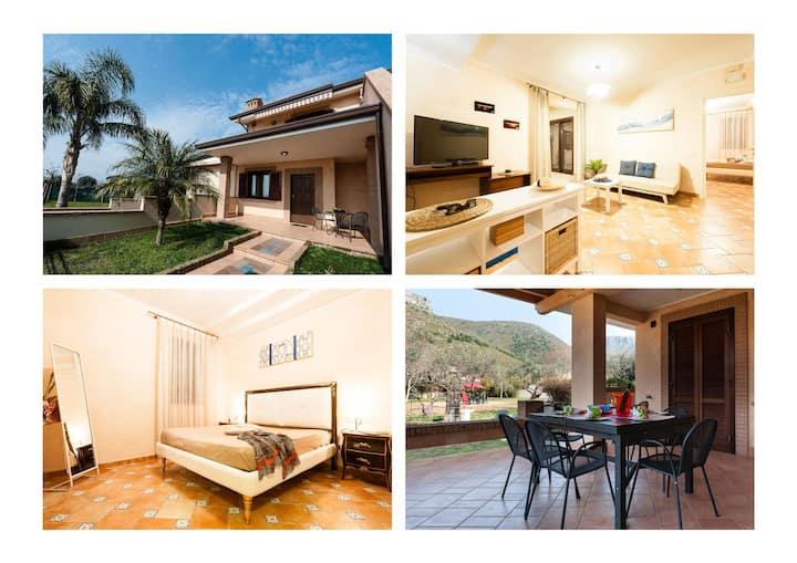 VILLA POLIFEMO - Luxury House