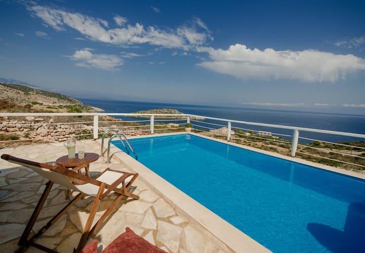 2BR Sea View Villa in Zante by UniqueVillas