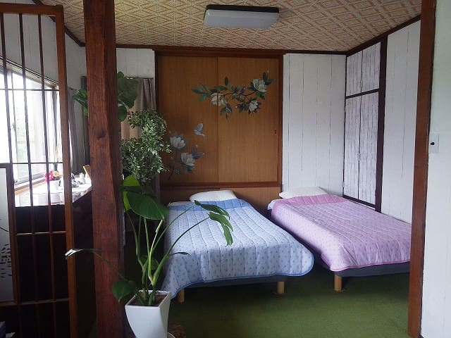Chigasaki house 2st   江ノ島  鎌倉 茅ヶ崎ハウス 12畳(22㎡)