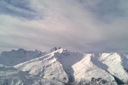 Angeline, duplex au coeur de valloire - Valloire