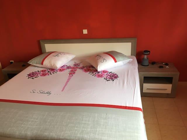 Chambres à louer S.Vicente Cap Vert