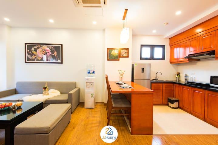 22HOUSING#36- 01 BEDROOM/LUXURY/STYLE/HANOI CENTRE